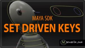 Set Driven Key Lecture for maya rigging