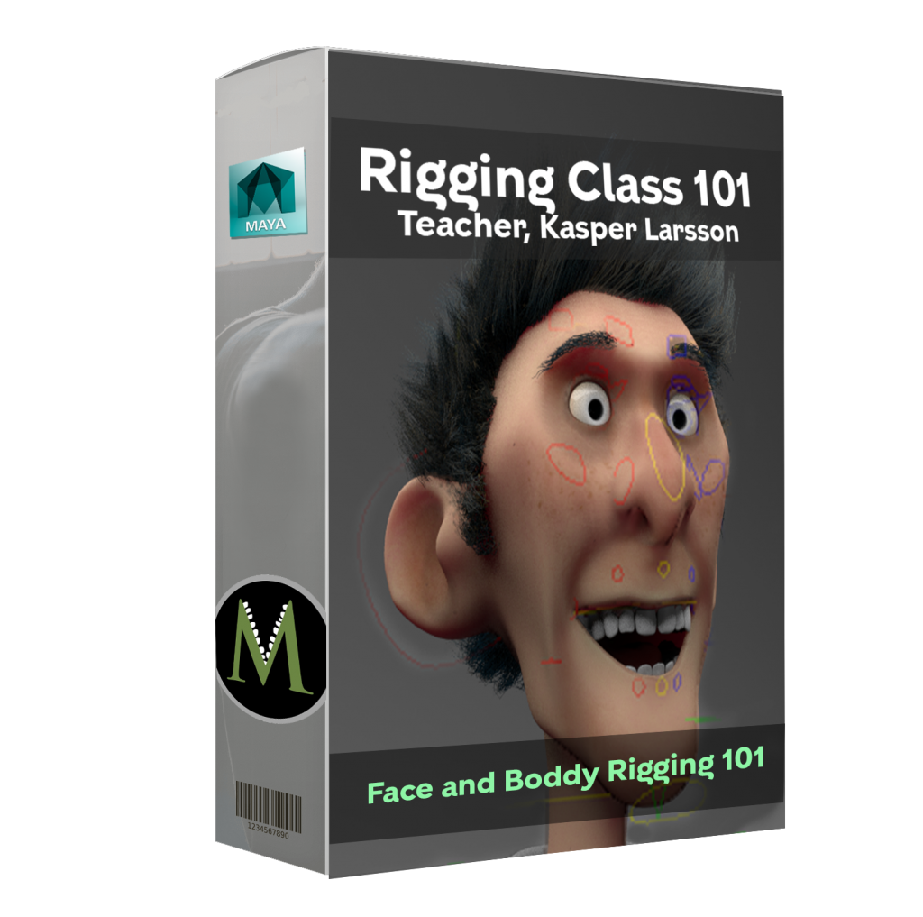 rigging101facebody
