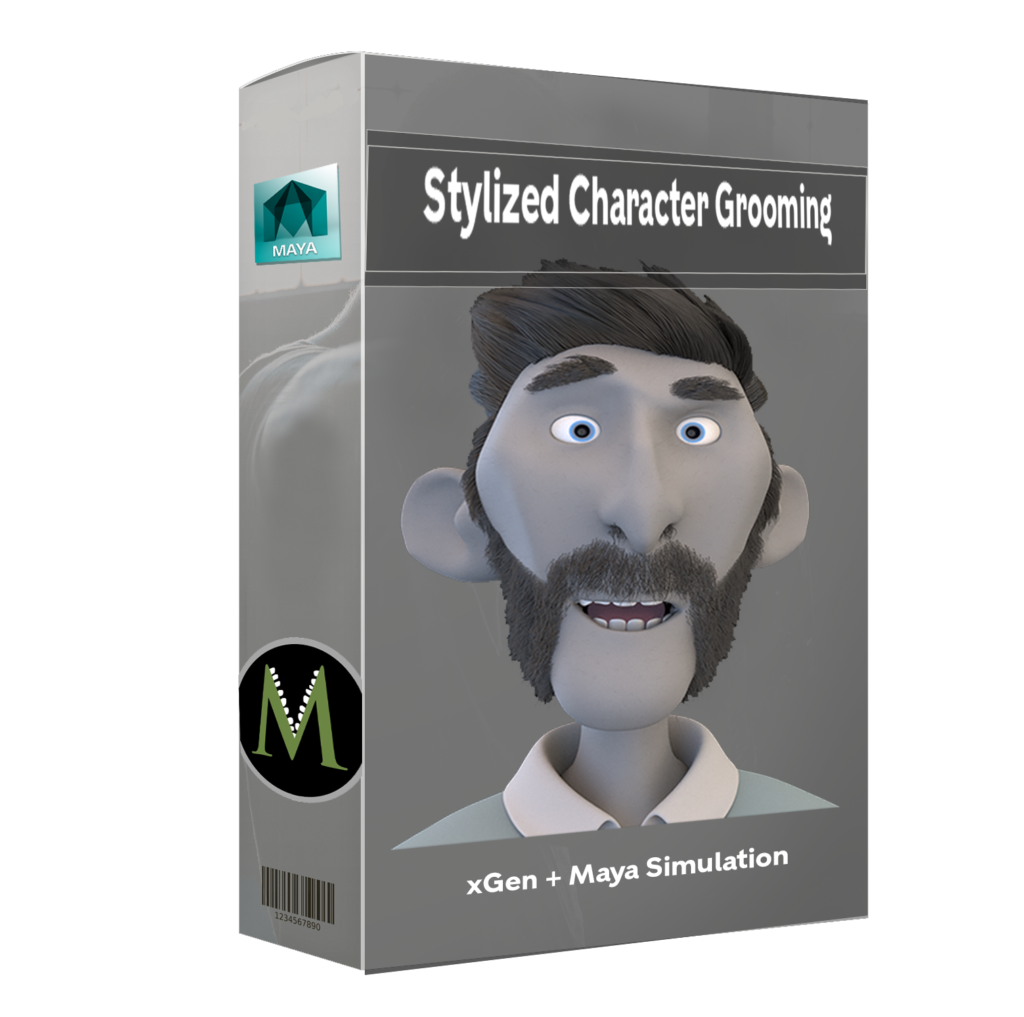 stylized Character Grooming